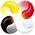 Tecniche di consapevolezza e benessere Sticky Logo